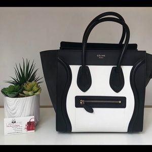New Celine Micro Luggage